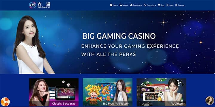 Big Gaming là gì?