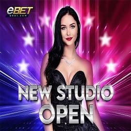 eBet   Sảnh Cược Casino Trực Tuyến Đột Phá Mới Mẻ