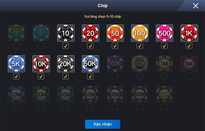 Chips WM Casino