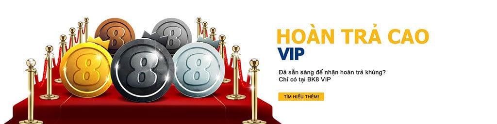 Chương trình VIP BK8