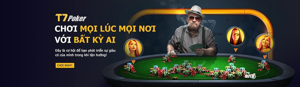 Cược Poker BK8