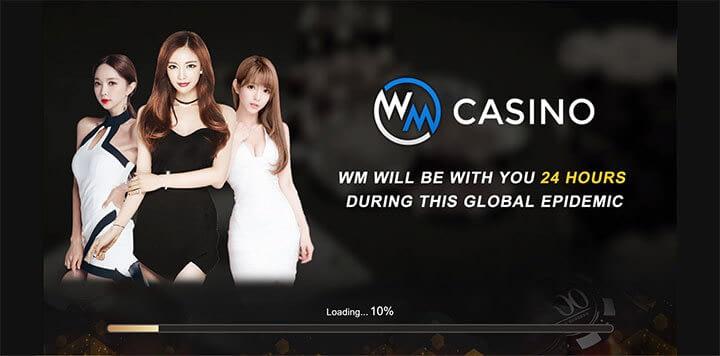 Wm Casino BK8