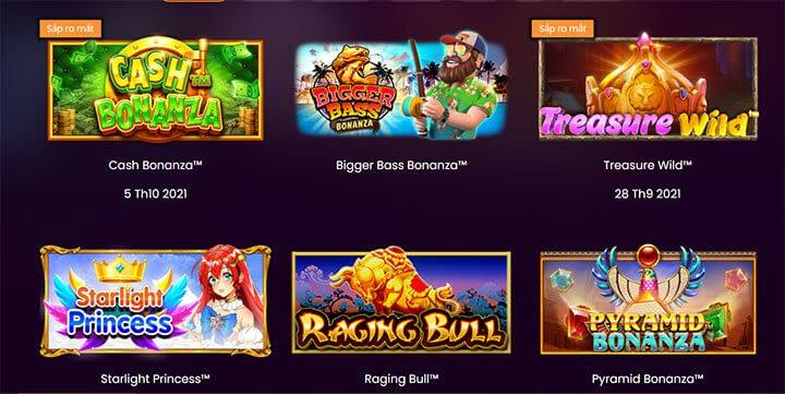 Game slots pragmatic play