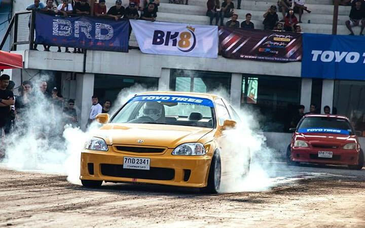 Giải Honda BK8