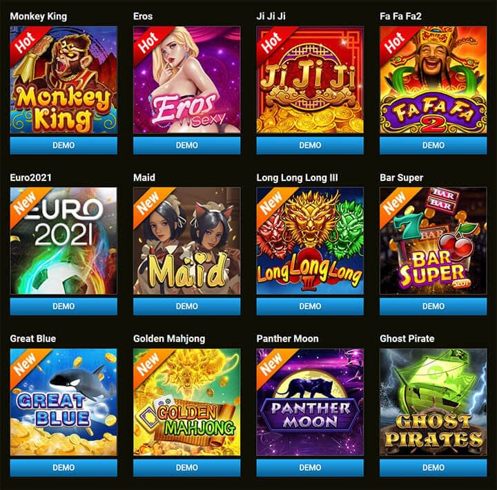 Game Slots Funky Games