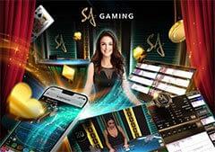 SA Gaming | Sảnh Game Thân Thuộc Có Mặt Mọi Nơi
