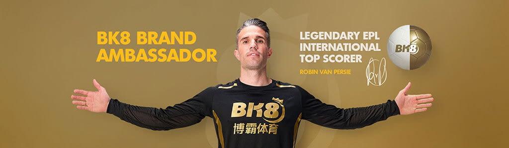 Đại sứ thương hiệu Robin Van Persie